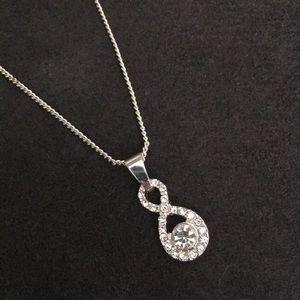 Jewelry - Elegant Infinity Symbol Necklace Date Night